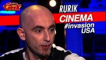 Rurik vs. invasion usa (chuck norris)