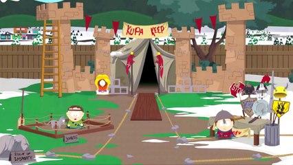 Gameplay de South Park : Le Bâton de la vérité