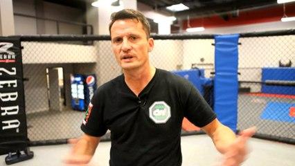 DANIEL WOIRIN (TEAM QUEST MMA) VOUS DONNE RENDEZ-VOUS