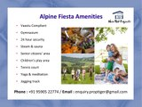 Alpine Fiesta - Fiesta 9590522774 Whitefield Bangalore - Alpine 2/3 BHK Residential Apartments Upcoming Project Fiesta Hoodi Junction