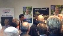 Elections municipales Torcy UMP/UDI : Inauguration de la permanence en précense de Christian JACOB (2/2)