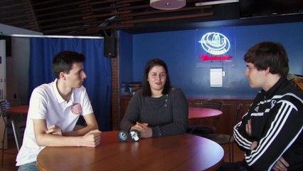 Entrevue avec Caroline Baldin, ex-gardienne des Rapacettes aujourd'hui à Montréal