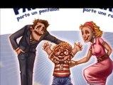 Mon Papa porte un pantalon et Ma Maman porte une robe par  Farida Belghoul & Hugo