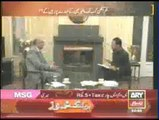 Sethi is to send Legal notice to ARY NEWS and Imran Khan - ARYNews Video Portal