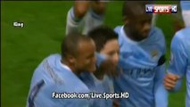 Manchester City 2-0 Chelsea # Samir Nasri