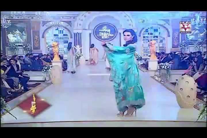PBCW 2nd day Pantene Bridal Couture Week Lahore 2013-2014 day 2 part 3 Ayesha and Somaya Fashion Designers