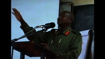 """""""We shall have a war with the homosexual lobby in the world"""" -- Ugandan president"""