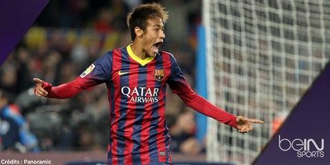 Exceptionnel Neymar !