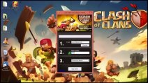 New Clash of Clans Cheats for 99999999 Gems Best Version Clash of Clans Hack Gems