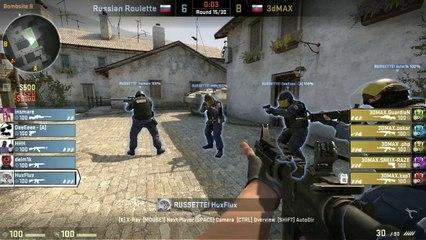 SLTV StarSeries V - Russian Roulette vs. 3dMAX @ inferno_se