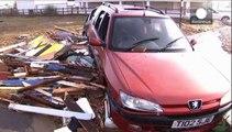 De nouvelles inondations menacent certaines régions anglaises