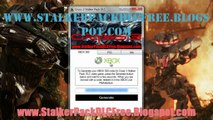 How to Install Crysis 3 Stalker Pack DLC Game Free on Xbox 360 And PS3