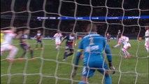 But Ezequiel LAVEZZI (18ème) - Paris Saint-Germain - Valenciennes FC - (3-0) - 14/02/14 - (PSG-VAFC)