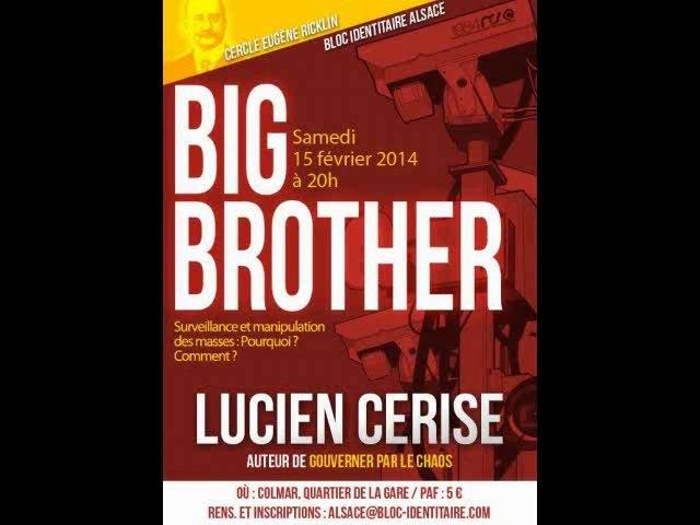 Lucien Cerise - Big Brother 1/2