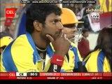 Bhojpuri Dabanggs VS Chennai Rhinos 2nd Inning Chennai Rhinos Over05-10