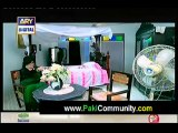 Quddusi Sahab Ki Bewah Episode 137 part 1 - 16th February 2014