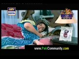 Quddusi Sahab Ki Bewah Episode 137 part 3 - 16th February 2014