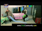 Quddusi Sahab Ki Bewah Episode 137 part 4 - 16th February 2014