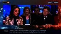 BFM Politique: L'interview de Jean-Luc Mélenchon par Anna Cabana - 16/02 3/6