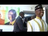 santé: le ministre hamed bakayoko recoit une délégation de onusida