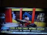 Colucci en Hoy Hoy Hoy Cn23