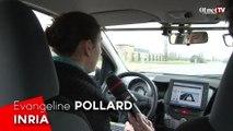 [Vidéo] Une voiture qui se conduit toute seule made in France