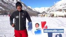 Sotchi 2014: à Isola 2000, le 1er coach de Tony Ramoin à fond derrière le snowboarder
