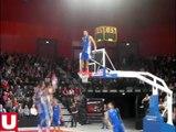 """Admirez les """"crazy"""" paniers des leaders du basket acrobatique"""