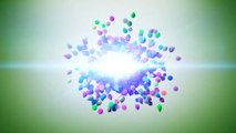 Colorful Particles Logo Reveal - After Effects Template