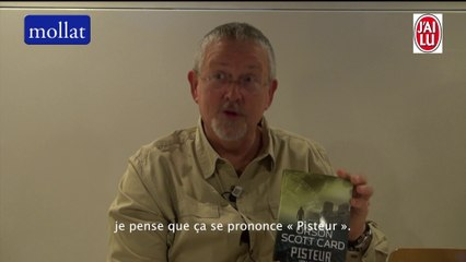 Vid�o de Orson Scott Card