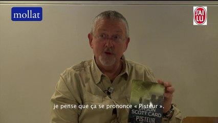Vidéo de Orson Scott Card