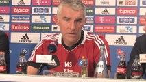 Mirko Slomkas erste Worte als HSV-Trainer