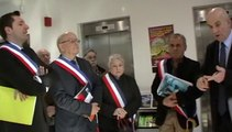 DEVIATION EST DE VESOUL : LES ELUS DE L'AGGLO ONT REMIS UNE DELIBERATION AU PRESIDENT DU CONSEIL GENERAL