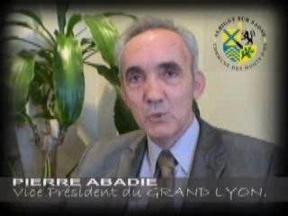 Visite du Grand Lyon