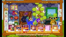 Moshi Monsters Freebie Friday Code - Week 2 Cheats