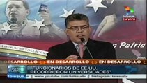 Expulsa gobierno venezolano de su territorio a funcionarios de EE.UU.