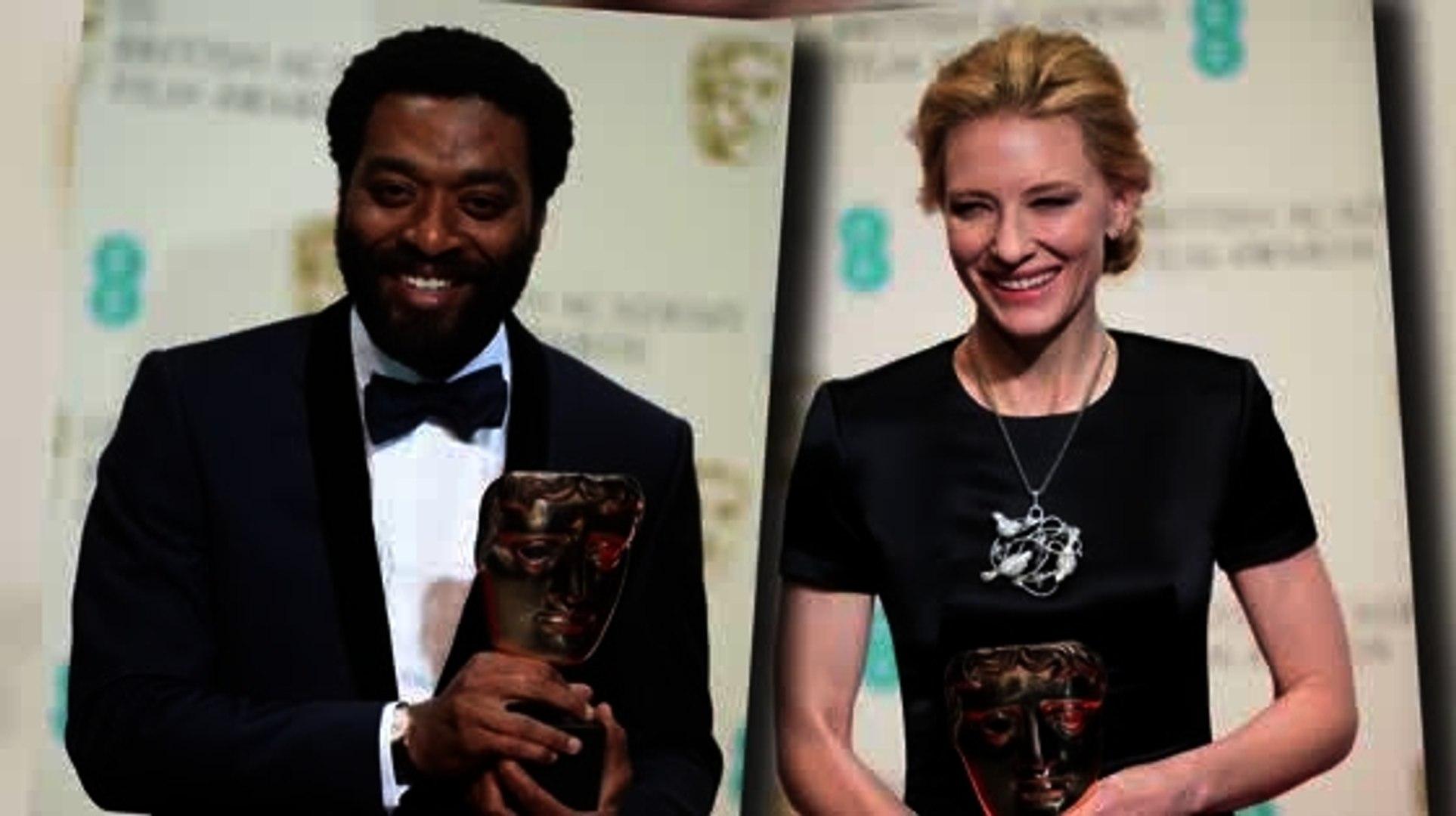 Ganadores sorprendentes de los EE BAFTA 2014 en Londres