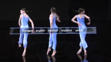 Curso de danza contemporánea Irena Tatiboit, niños 8-10 años