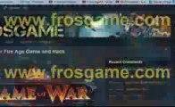 Game of War Fire Age š Pirater Tricher TÉLÉCHARGEMENT GRATUITEMENT