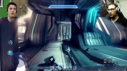 BeastModeIII VS MrLEV12 - Je lui ai fait bouffer du piment!