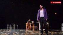 Vannes. Création au Théâtre Anne de Bretagne