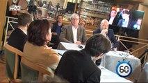 Municipales 2014 : A Arras, les candidats aux Municipales s'engagent en une minute chrono