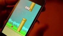Flappy Bird High Score is 999!