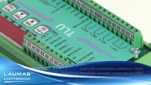 TLU – Digital - analog load limiting device suitable for lifting systems - LAUMAS