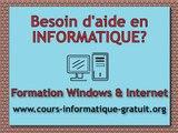 Installer Windows - Activation mises à jour automatiques - Formation Windows XP Français - 7.5
