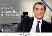 Comment se traduit la mobilisation de l'ensemble du Gouvernement pour les quartiers en difficulté? 5J5Q avec François Lamy, ep4