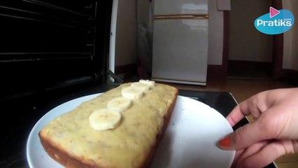 Wie macht man einen Bananenkuchen
