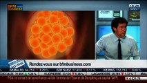 """Le conseil """"santé"""" d'Alice Lhabouz: Cellectis, une société française spécialisée dans l'ingénierie de génomes, dans Intégrale Bourse – 18/02"""