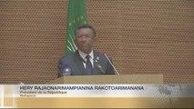 DISCOURS - Hery Rajaonarimampianina Rakotoarimanana - Madagascar