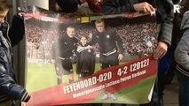 13-02-2013 Guidetti even terug bij Feyenoord
